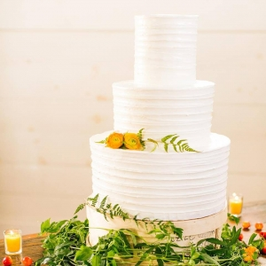 Charlottesville Wedding Cake
