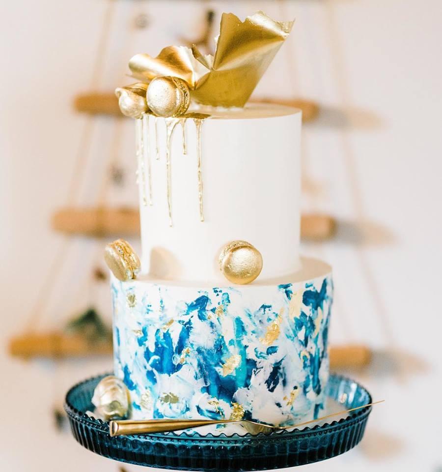 Awe Inspiring Maliha Creations Custom Cakes In Charlottesville Va Birthday Cards Printable Trancafe Filternl