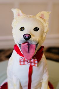Dog Custom Groom's Cake
