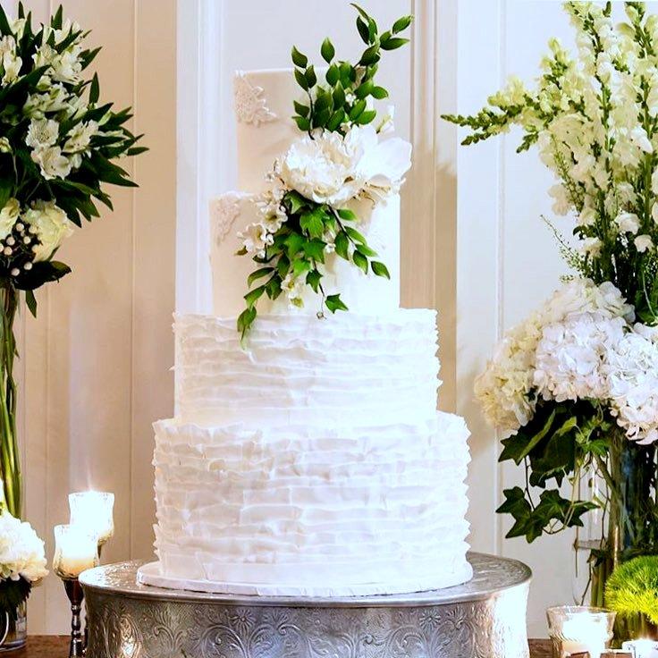 Maliha Creations Wedding Cakes